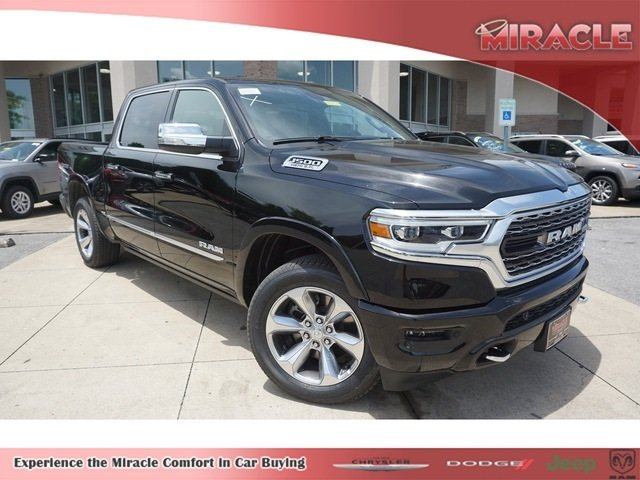 2019 Ram 1500 Crew Cab 4x4,  Pickup #8556-19 - photo 1