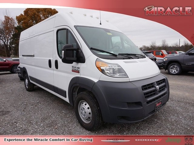 2018 ProMaster 2500 High Roof FWD,  Empty Cargo Van #8563-18 - photo 1