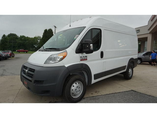2018 ProMaster 1500 High Roof FWD,  Empty Cargo Van #8564-18 - photo 3