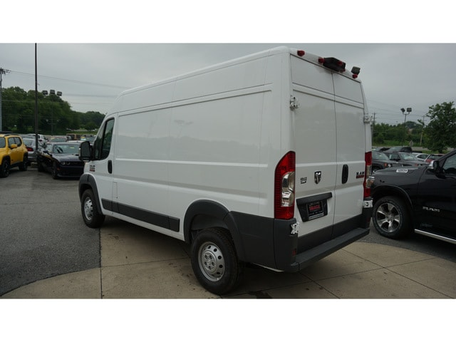 2018 ProMaster 1500 High Roof FWD,  Empty Cargo Van #8564-18 - photo 4