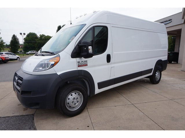 2018 ProMaster 2500 High Roof FWD,  Empty Cargo Van #8565-18 - photo 3