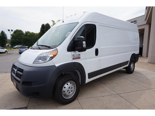 2018 ProMaster 2500 High Roof FWD,  Empty Cargo Van #8568-18 - photo 3