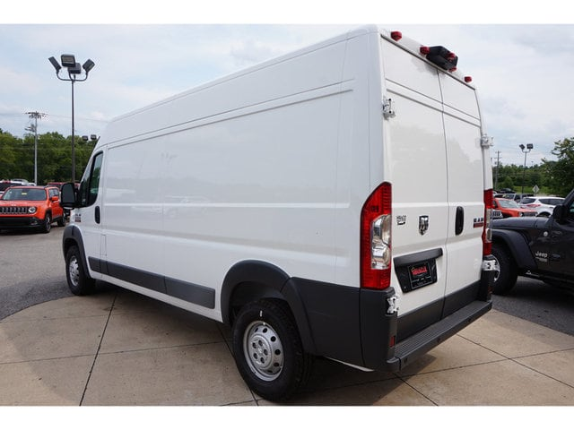 2018 ProMaster 2500 High Roof FWD,  Empty Cargo Van #8568-18 - photo 4