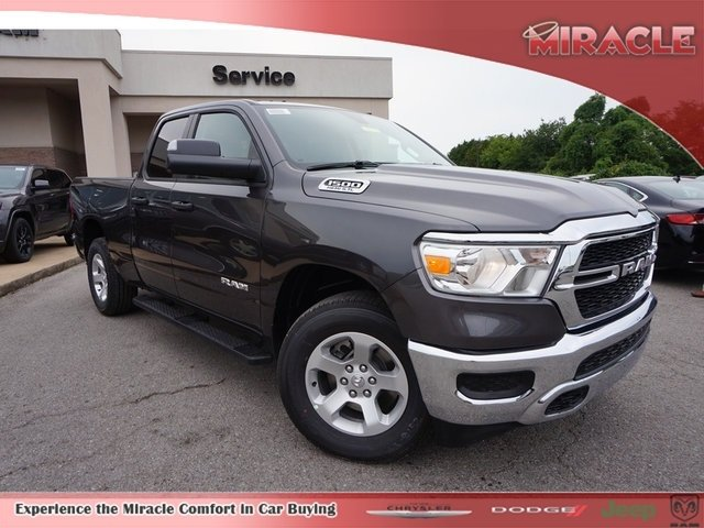 2019 Ram 1500 Quad Cab 4x4,  Pickup #8594-19 - photo 1