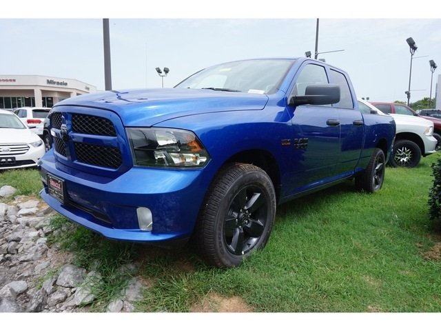 2018 Ram 1500 Quad Cab 4x4,  Pickup #8596-18 - photo 3