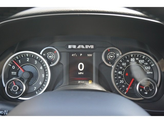 2019 Ram 1500 Quad Cab 4x2,  Pickup #8645-19 - photo 5