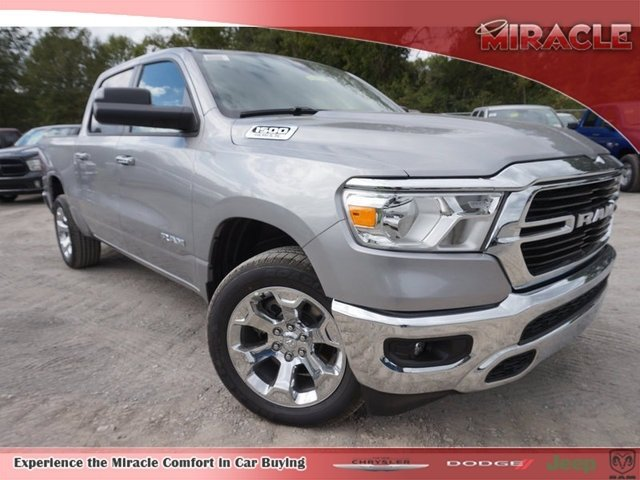 2019 Ram 1500 Crew Cab 4x4,  Pickup #8692-19 - photo 1