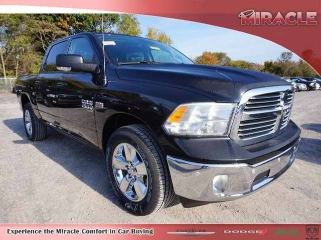 2019 Ram 1500 Crew Cab 4x4,  Pickup #8734-19 - photo 1