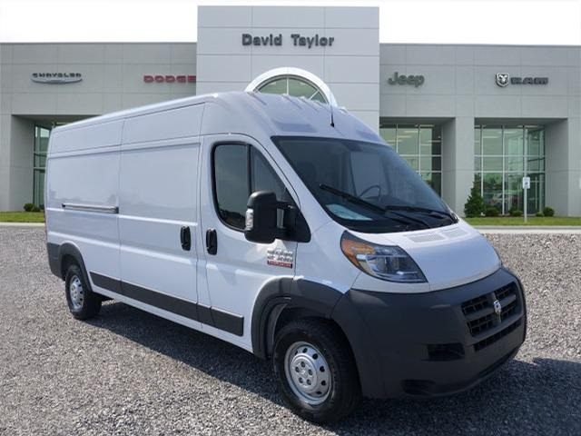 2018 ProMaster 2500 High Roof FWD,  Empty Cargo Van #148937 - photo 1