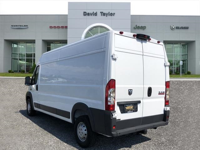 2018 ProMaster 2500 High Roof FWD,  Empty Cargo Van #148937 - photo 4