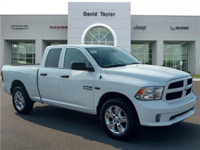 2018 Ram 1500 Quad Cab 4x4,  Pickup #328917 - photo 1
