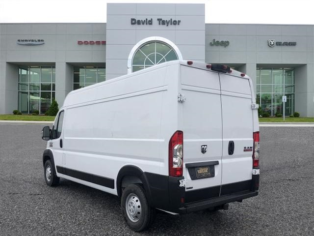 2019 ProMaster 2500 High Roof FWD,  Empty Cargo Van #507800 - photo 4