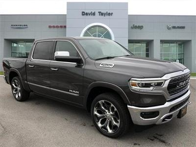 2019 Ram 1500 Crew Cab 4x4,  Pickup #670790 - photo 1