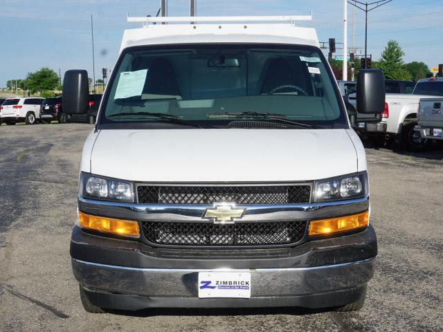 2018 Express 3500 4x2,  Reading Aluminum CSV Service Utility Van #C180893 - photo 11