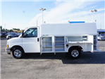 2018 Express 3500 4x2,  Reading Aluminum CSV Service Utility Van #C180893 - photo 12
