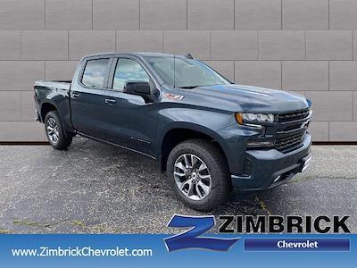 2021 Chevrolet Silverado 1500 Crew Cab 4x4, Pickup #C210369 - photo 1