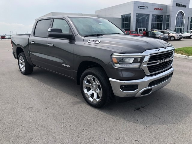 2019 Ram 1500 Crew Cab 4x4,  Pickup #CTP010 - photo 1