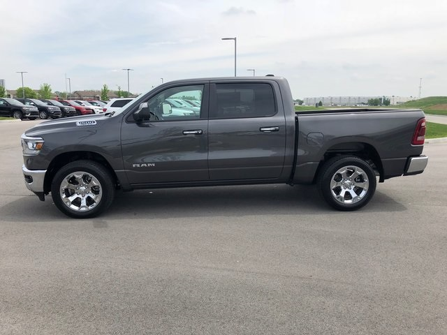 2019 Ram 1500 Crew Cab 4x4,  Pickup #CTP010 - photo 5