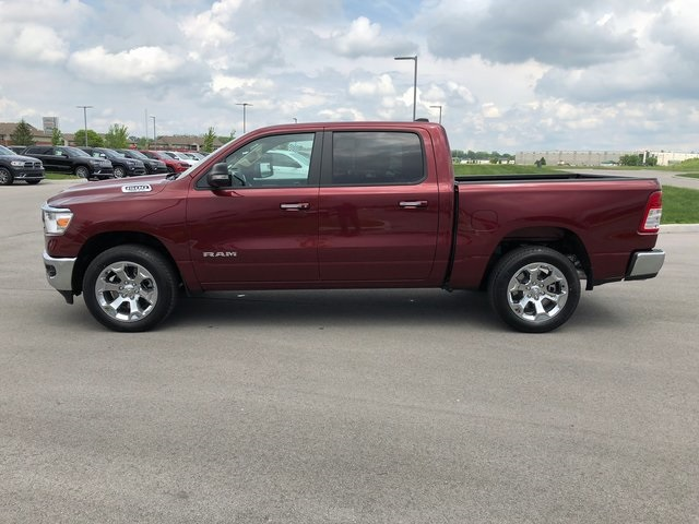 2019 Ram 1500 Crew Cab 4x4,  Pickup #CTP014 - photo 5