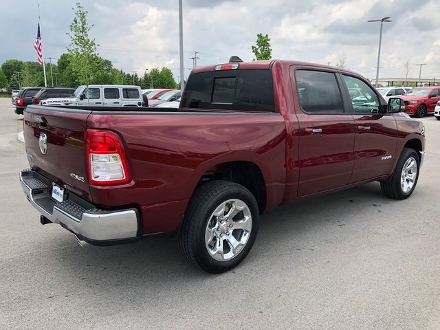 2019 Ram 1500 Crew Cab 4x4,  Pickup #CTP014 - photo 2