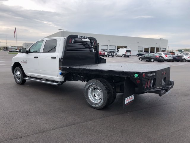 2017 Ram 3500 Crew Cab DRW 4x4, Platform Body #H2104 - photo 6