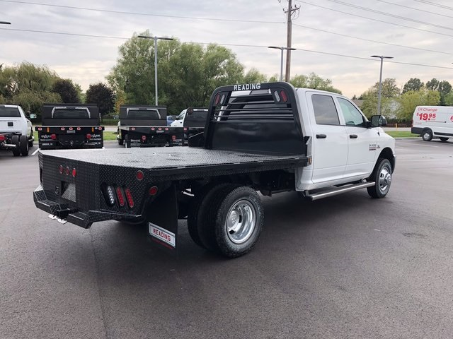2017 Ram 3500 Crew Cab DRW 4x4, Platform Body #H2104 - photo 2