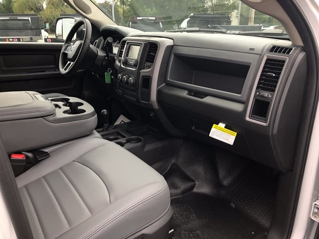 2017 Ram 3500 Crew Cab DRW 4x4, Platform Body #H2104 - photo 9