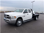 2017 Ram 3500 Crew Cab DRW 4x4,  Platform Body #H2104 - photo 4
