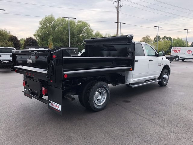 2017 Ram 3500 Crew Cab DRW 4x4, Dump Body #H2105 - photo 2