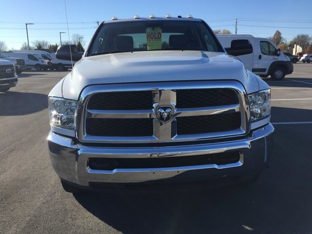 2017 Ram 3500 Crew Cab DRW 4x4, Service Body #H2191 - photo 3