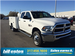 2017 Ram 3500 Crew Cab DRW 4x4, Service Body #H2191 - photo 1