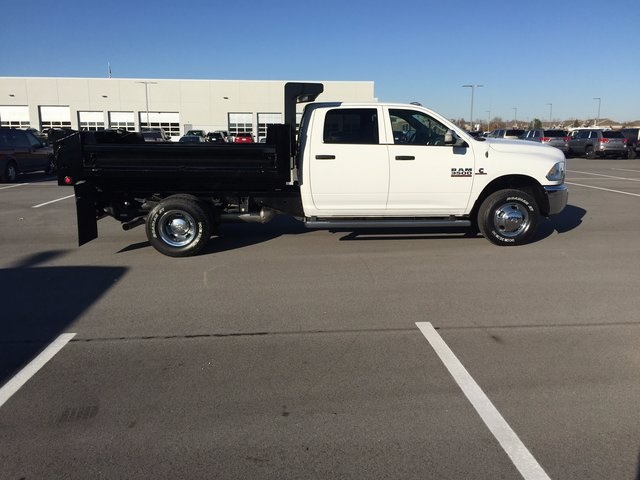 2017 Ram 3500 Crew Cab DRW 4x4,  Air-Flo Dump Body #H2192 - photo 2