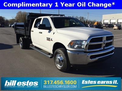 2017 Ram 3500 Crew Cab DRW 4x4,  Air-Flo Pro-Class Dump Body #H2192 - photo 1