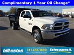 2017 Ram 3500 Crew Cab DRW 4x4, Dump Body #H2192 - photo 1