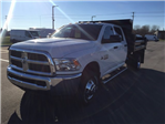 2017 Ram 3500 Crew Cab DRW 4x4, Dump Body #H2192 - photo 4