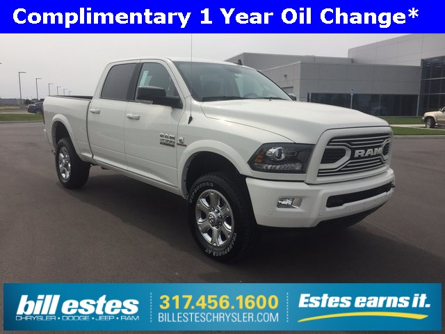 2018 Ram 2500 Crew Cab 4x4,  Pickup #J2013 - photo 1