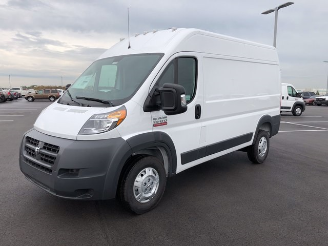 2018 ProMaster 1500 High Roof, Cargo Van #J2049 - photo 4