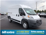 2018 ProMaster 1500 High Roof, Cargo Van #J2049 - photo 1