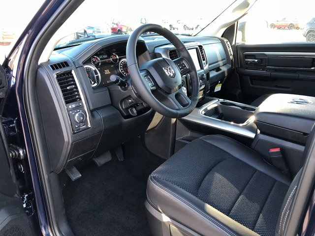 2018 Ram 1500 Crew Cab 4x4, Pickup #J2226 - photo 12