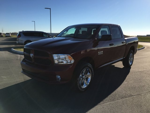 2018 Ram 1500 Crew Cab 4x4, Pickup #J2252 - photo 4