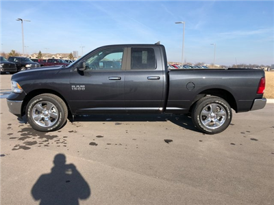 2018 Ram 1500 Quad Cab 4x4, Pickup #J2357 - photo 5