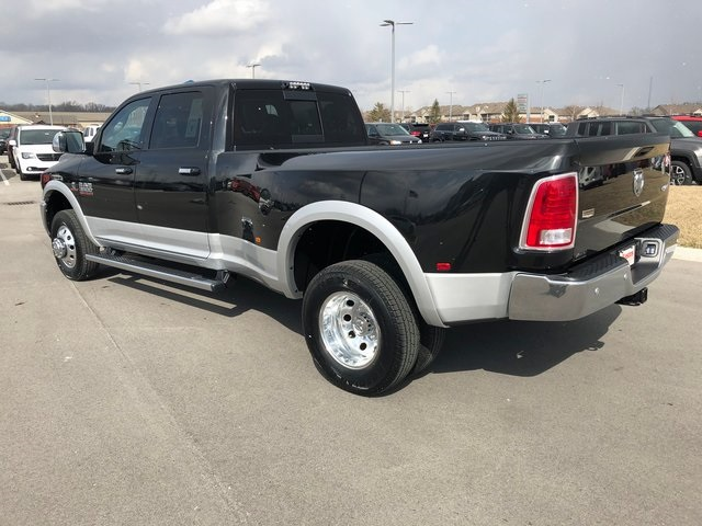 2018 Ram 3500 Crew Cab DRW 4x4, Pickup #J2511 - photo 6