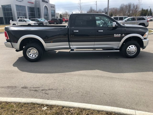 2018 Ram 3500 Crew Cab DRW 4x4, Pickup #J2511 - photo 8