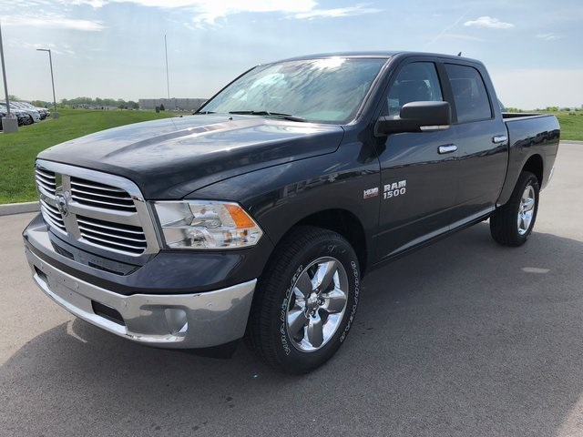 2018 Ram 1500 Crew Cab 4x4,  Pickup #J2624 - photo 4