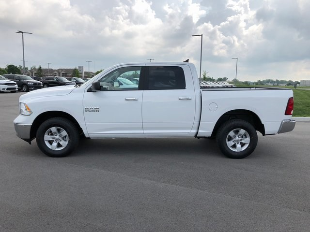 2018 Ram 1500 Crew Cab 4x4,  Pickup #J2651 - photo 5