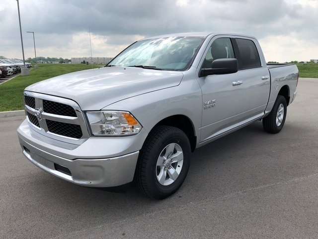 2018 Ram 1500 Crew Cab 4x4,  Pickup #J2660 - photo 4