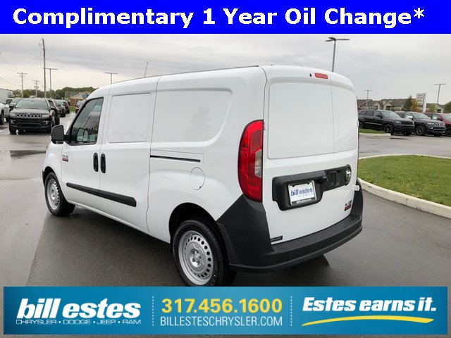 2018 ProMaster City FWD,  Empty Cargo Van #J3160 - photo 6