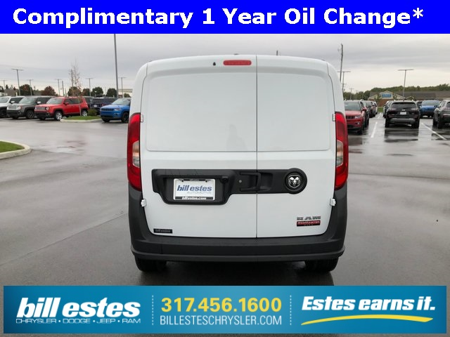 2018 ProMaster City FWD,  Empty Cargo Van #J3160 - photo 7