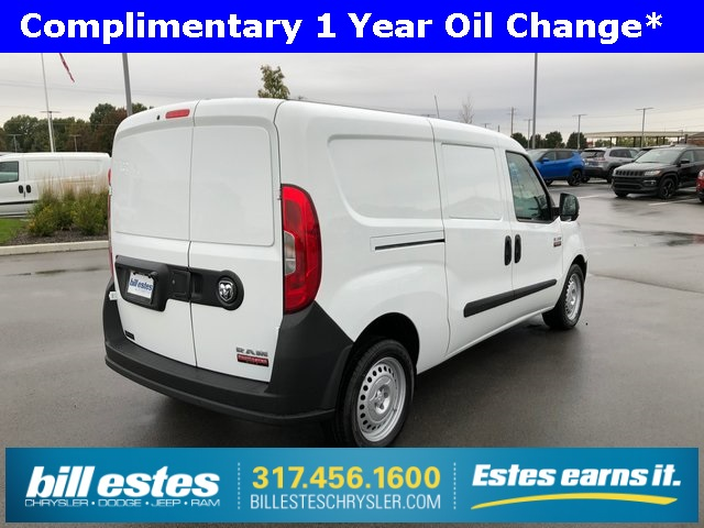 2018 ProMaster City FWD,  Empty Cargo Van #J3160 - photo 8