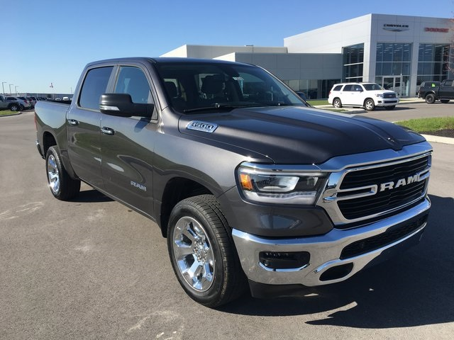 2019 Ram 1500 Crew Cab 4x4,  Pickup #K2615 - photo 1